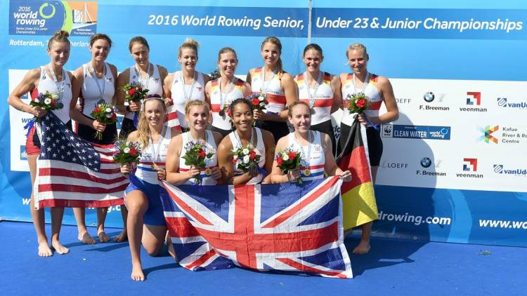 world rowing rotterdam